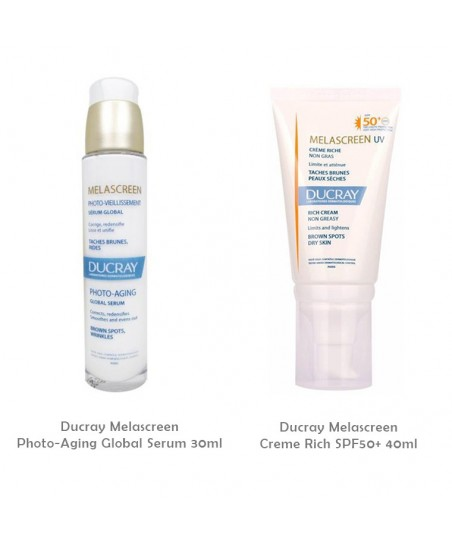 Ducray Melascreen Photo-Aging Global Serum 30ml.