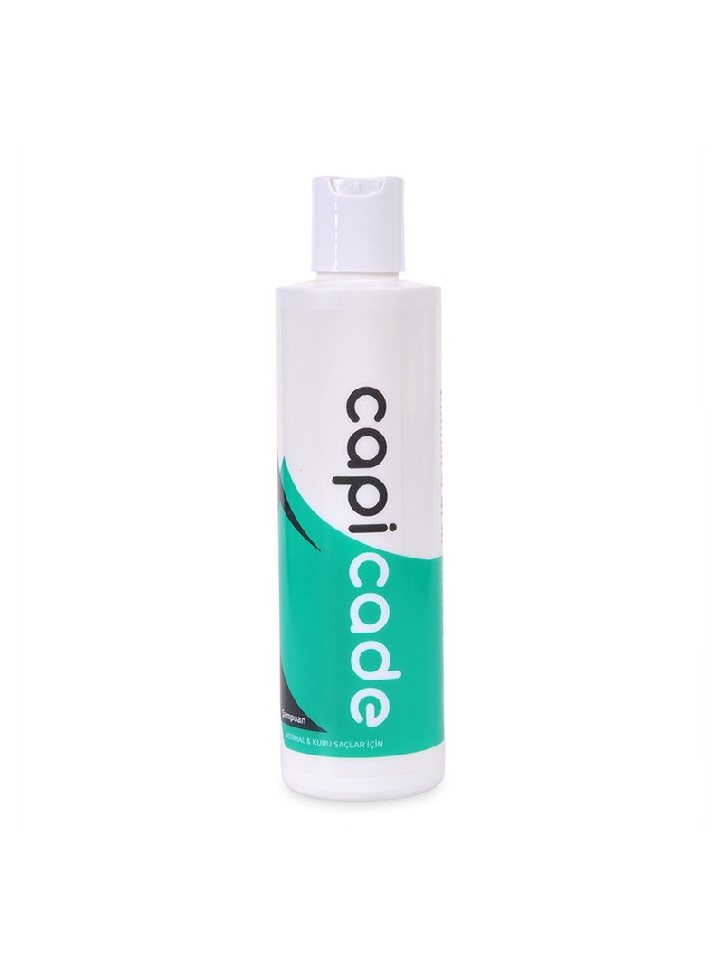 Capicade Normal ve Kuru Saçlar İçin Şampuan 220 ml