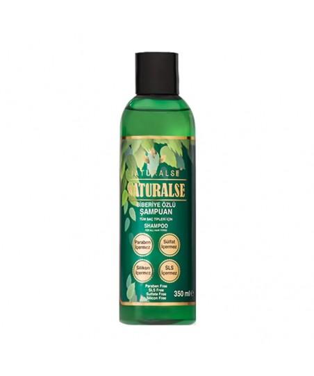 Naturalse Bitkisel Organik Biberiye Özlü Şampuan 350ml