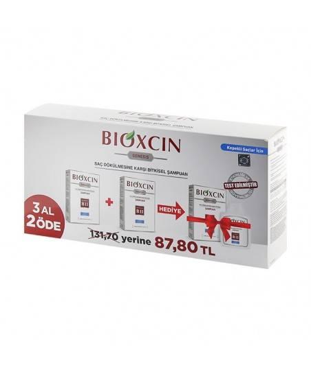 Bioxcin Genesis Şampuan  Kepekli Saçlar 3 al 2 öde