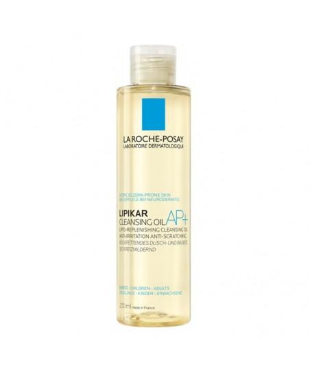 La Roche Posay Lipikar Cleansing Oil AP+ 400ml