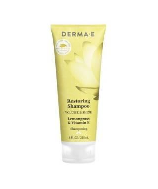 Derma E Volume & Shine Restoring Shampoo 236ml