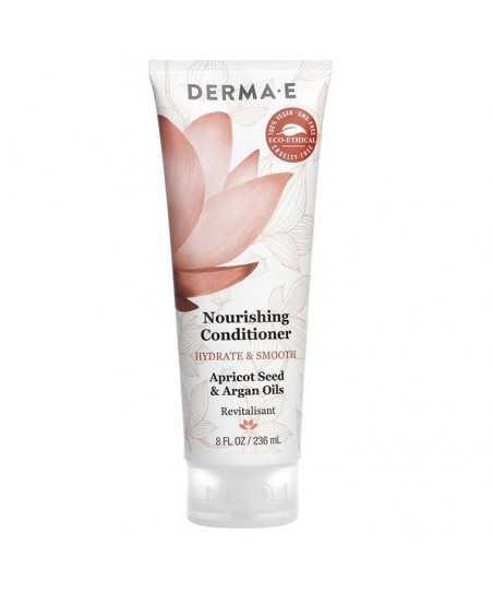 Derma E Hydrate & Smooth Nourishing Conditioner 236ml