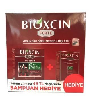 Bioxcin Forte 3'lü Serum 3 x 30 ml