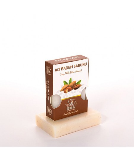 Osmanlı Sabunları Acı Badem Sabunu 100gr