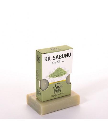 Osmanlı Sabunları Kil Sabunu 100gr