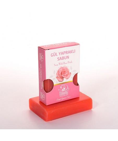 Osmanlı Sabunları Gül Sabunu 100gr