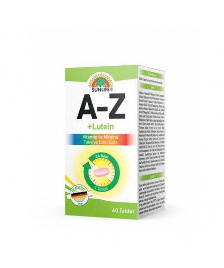 Sunlife A-Z Vitamin Lutein...