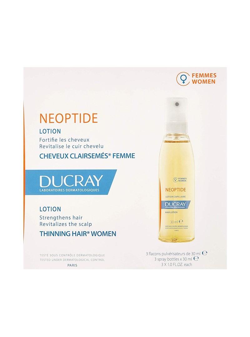 Ducray Neoptide Losyon 3 x 30 ml Anacaps Progressiv 30 Kapsül HEDİYE