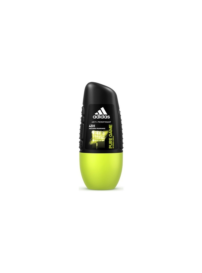 Adidas Roll On For Men Pure Game 50 ml