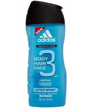 Adidas Shower Gel Men H&B After Sport 250 ml