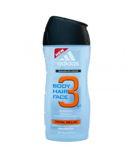 Adidas Shower Gel Men H&B Total Relax 250 ml