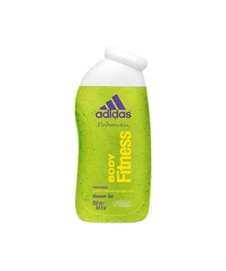 Adidas For Womem Body Fitness Shower Gel 250 ml