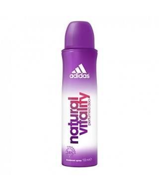 Adidas For Women Natural Vitality Deodorant 150 ml