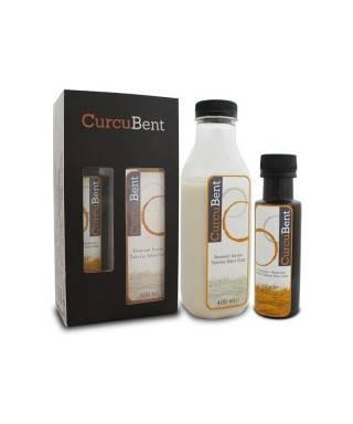 Medikil Curcumin ve Bentonit İçeren Takviye Edici Gıda 100 ML + 400 ML