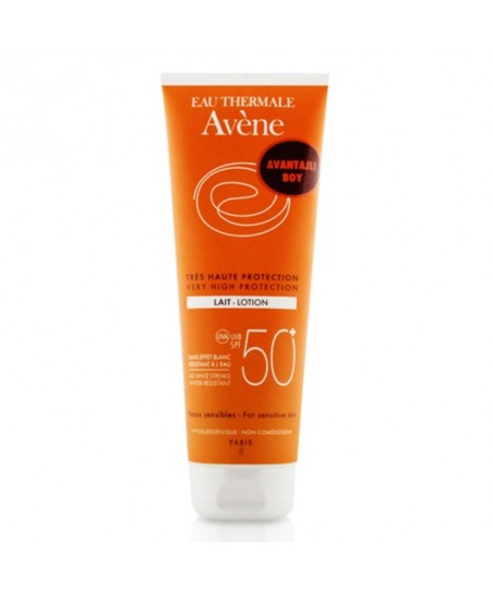 Avene Eau Thermale Avene Lait Spf50+ Lotion 250ml