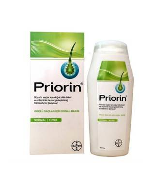 Priorin Şampuan 200 ml...