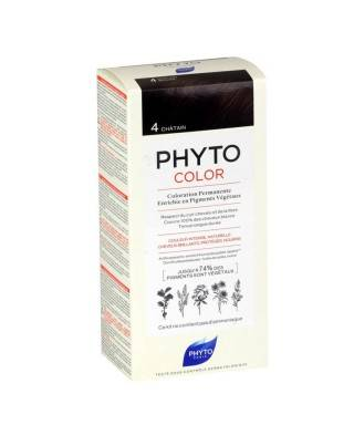 Phyto Color Saç Boyası 4 Kestane (Chatain)