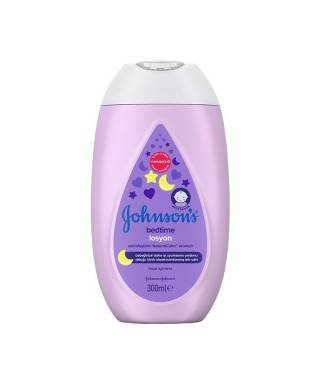 Johnsons Baby Bedtime Losyon 300ml