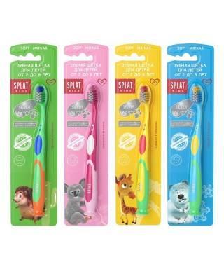 Splat Yumuşak Çocuk Diş Fırçası