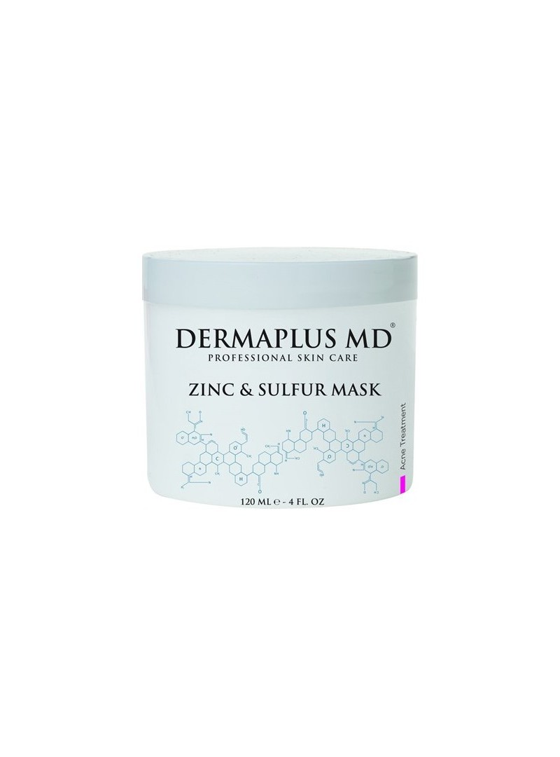 DermaPlus MD Zinc & Sulfur Mask 60ml