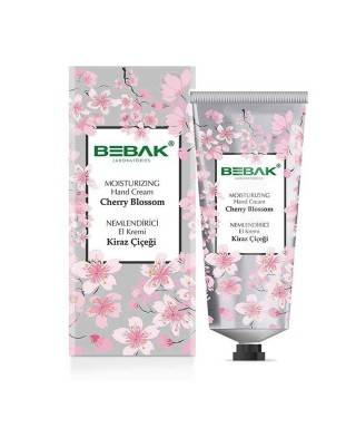 Bebak Kiraz Çiçeği Nemlendirici El Kremi 60 ml