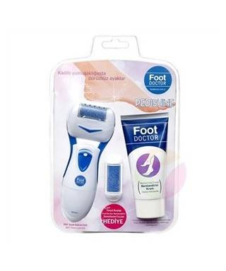 Foot Doctor Pedishine 360 Bakım Seti