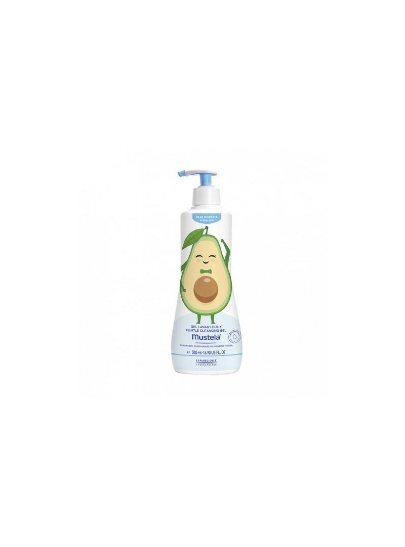 Mustela Gentle Cleansing Gel Limited Edition Özel Seri 500ml