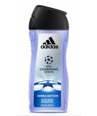 Adidas Shower Gel Men Champion League 250 ml