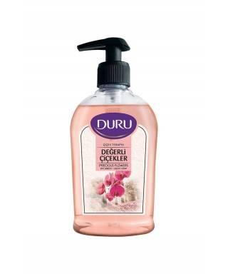 Duru Çiçek Terapisi Değerli Çiçekler Sıvı Sabun 300ml