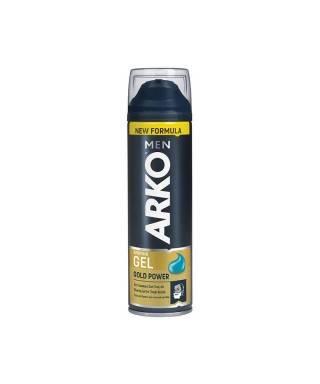 Arko Men Gold Power Tıraş Jeli 200ml