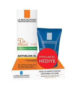 La Roche Posay Anthelios XL Güneş Kremi SPF50+ 50ml & Effaclar Temizleme Jeli 50ml