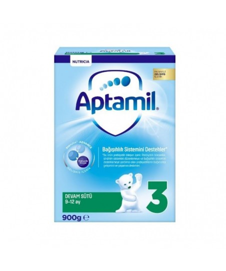 Milupa Aptamil 3 Devam Sütü Mama 900 gr
