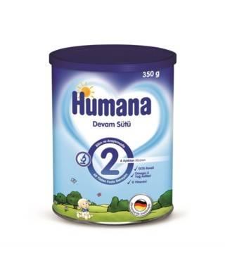 Humana 2 Devam Sütü 350 gr