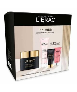 Lierac Premium Voluptueuse Deri Çantalı Güzellik SETİ