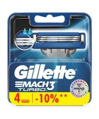 Gillette Mach3 Turbo Yedek...