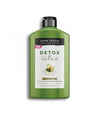 John Frieda Detox and Repair Shampoo 250ml