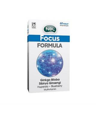 NBL Focus Formula 60 Tablet