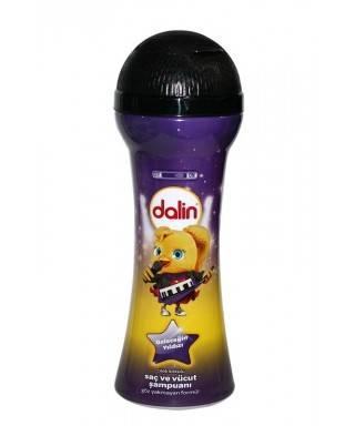 Dalin Geleceğin Yıldızı Saç ve Vücut Şampuanı Çilek Kokulu 300 ml
