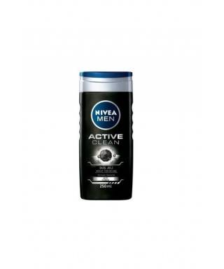 Nivea Men Active Clean Duş Jeli 250ml
