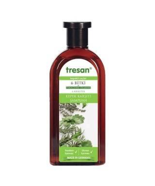 Tresan 6 Bitki Kepek Karşıtı Şampuan 300ml