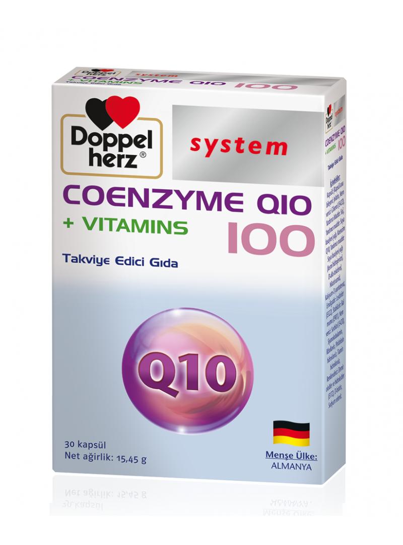 Doppelherz Koenzim Q10 30 Kapsül