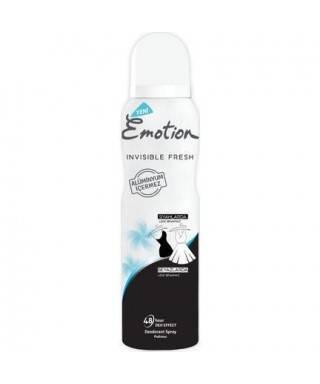 Emotion Black & White Deodorant 150ml