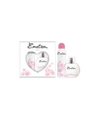 Emotion Love Bayan Parfüm 50 ml + Deodorant 150ml Set