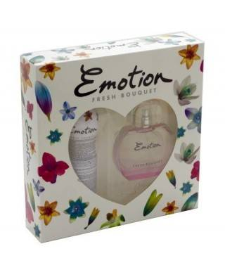 Emotion Fresh Bouquet Bayan Parfüm 50 ml + Deodorant 150ml Set