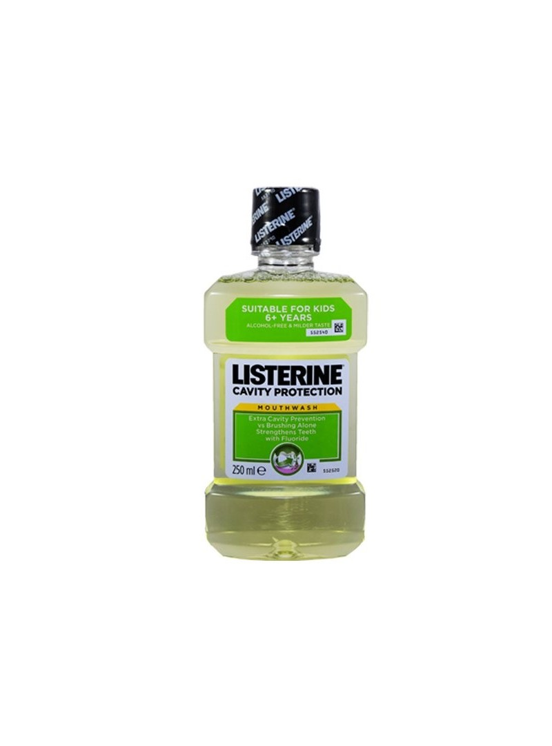 Listerine Cavity Protection  250ml