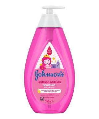 Johnsons Işıldayan Parlaklık Şampuan 750 ml