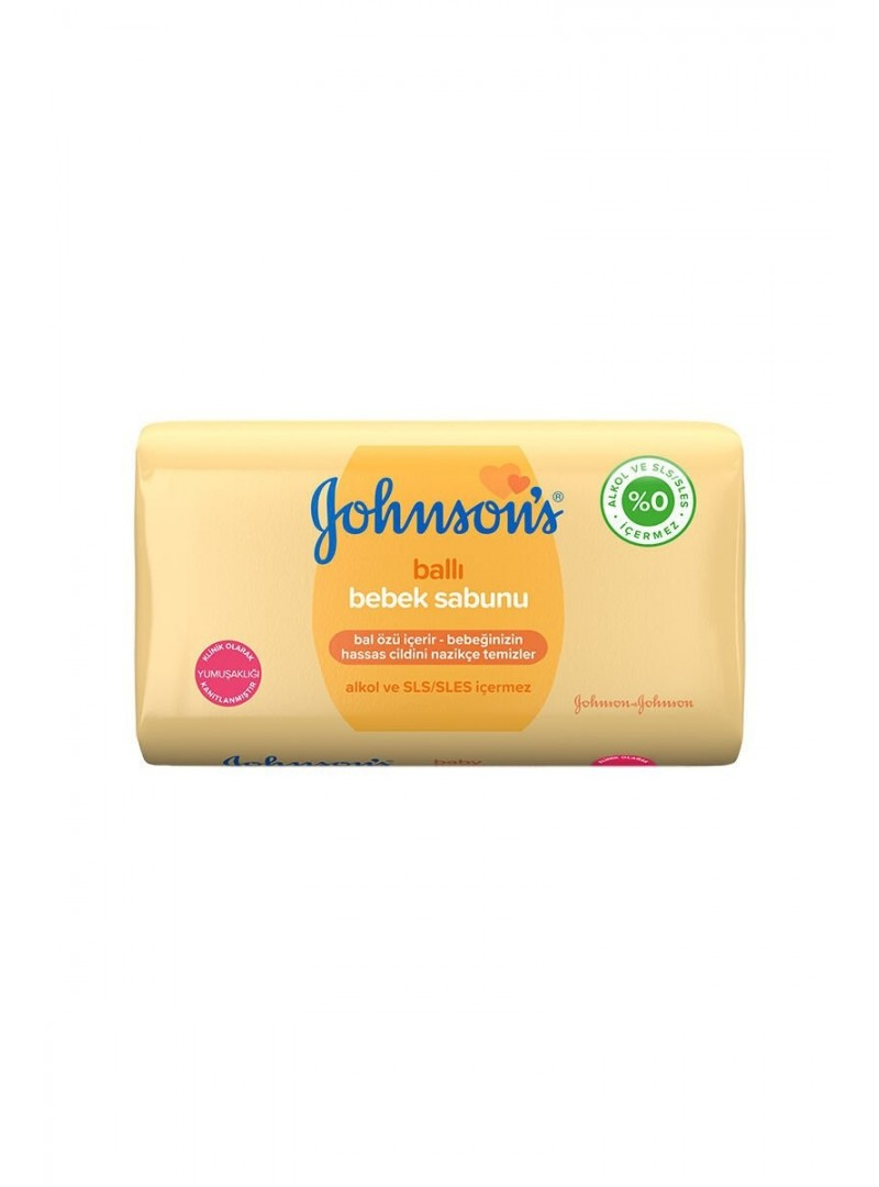 Johnsons Ballı Bebek Sabunu 100g