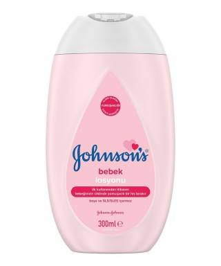 Johnsons Bebek Losyonu 300ml