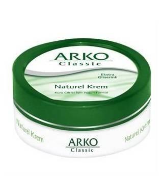 Arko Naturel El ve Vücut Bakım Kremi Klasik 100 ml